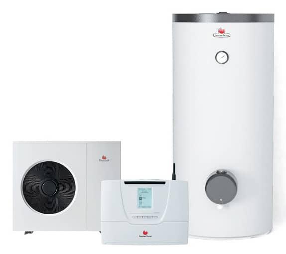 Pompe à chaleur air, pompe à chaleur eau et pompe à chaleur réversible